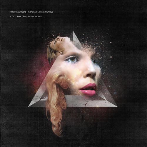 Album Art - Cracks feat. Belle Humble