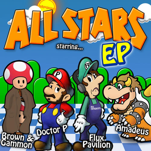 Album Art - All Stars EP