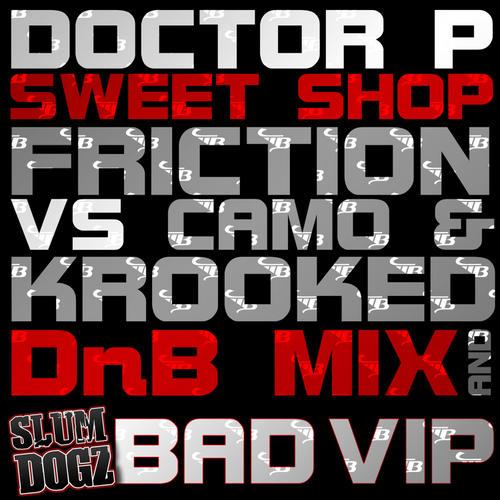 Album Art - Sweet Shop DnB Mix / Bad VIP Mix