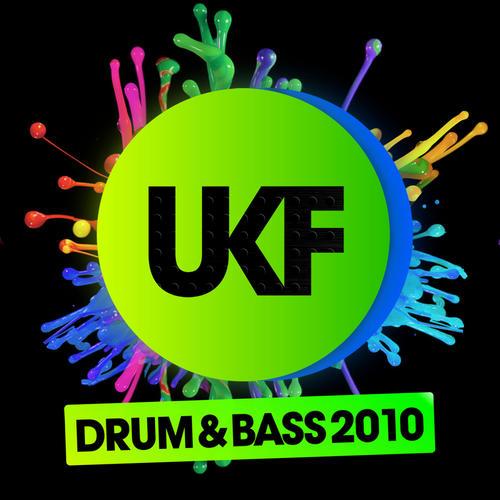 Album Art - UKF Drum & Bass 2010