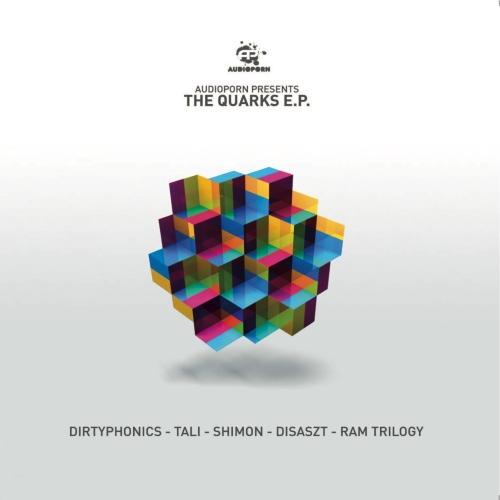 Album Art - The Quarks EP