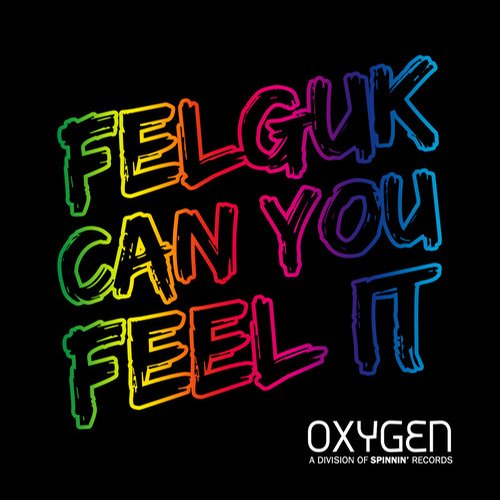 Album Art - Can You Feel It