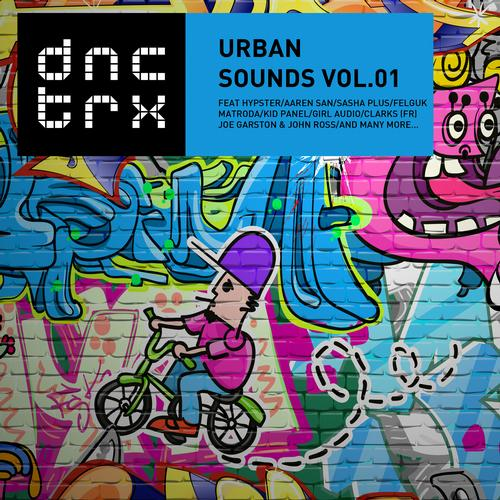 Album Art - Urban Sounds Vol.01