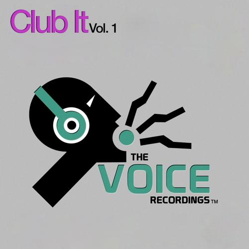 Album Art - Club It - Vol 1