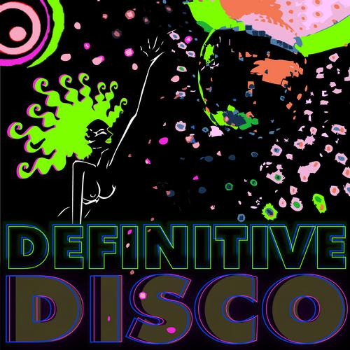 Album Art - Definitive Disco