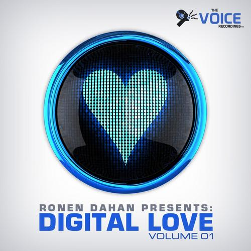 Album Art - Digital Love Volume 01