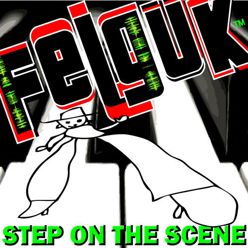 Album Art - Step On The Scene EP