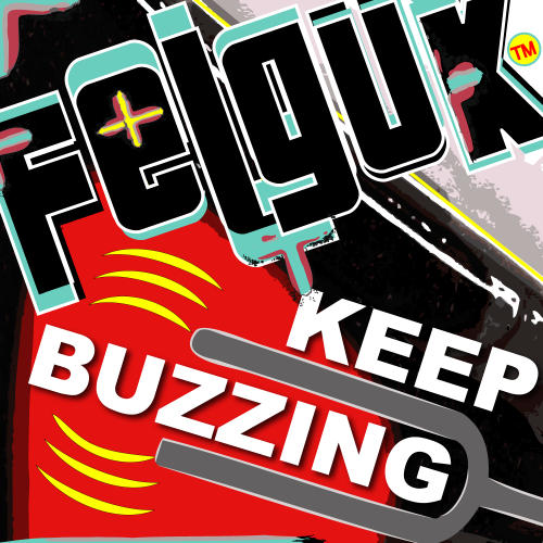 Album Art - Keep Buzzing EP