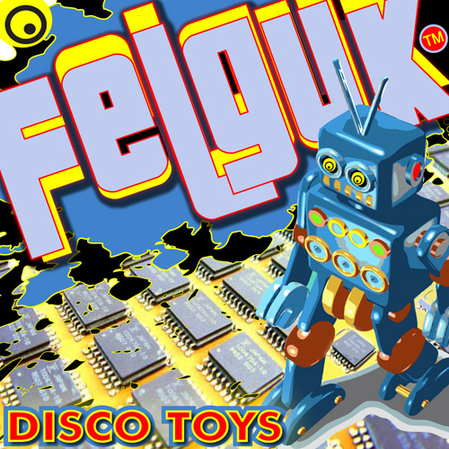 Album Art - Disco Toys EP