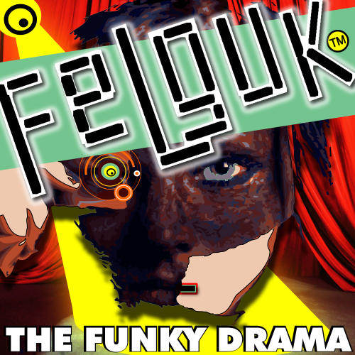 Album Art - The Funky Drama