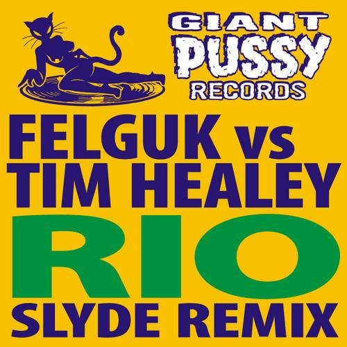 Album Art - Rio - Slyde Remix