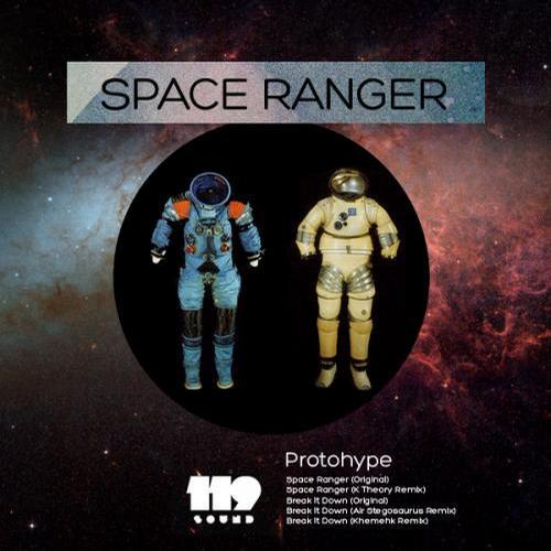 Album Art - Space Ranger