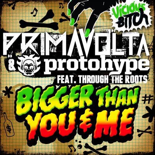 Album Art - Bigger Than You & Me