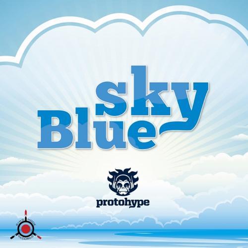 Album Art - Sky Blue