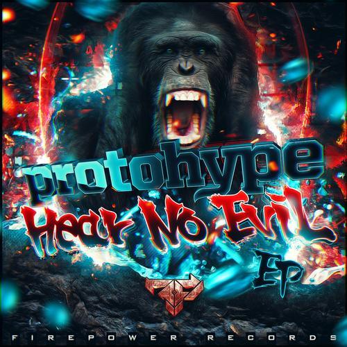 Album Art - Hear No Evil