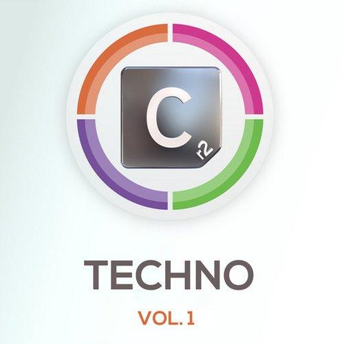Album Art - Techno Volume 1