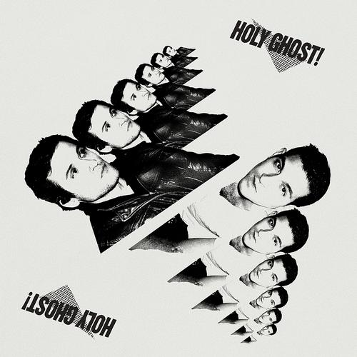 Holy Ghost! Album Art