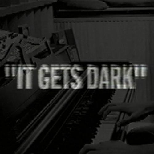 Album Art - It Gets Dark