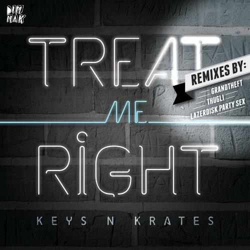 Album Art - Treat Me Right EP