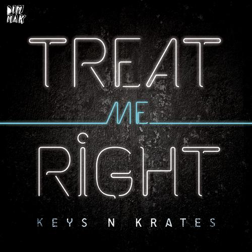 Album Art - Treat Me Right