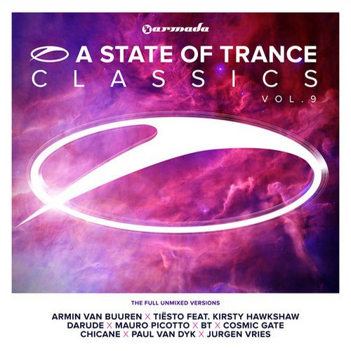 Album Art - A State Of Trance Classics, Vol. 9 - The Full Unmixed Versions