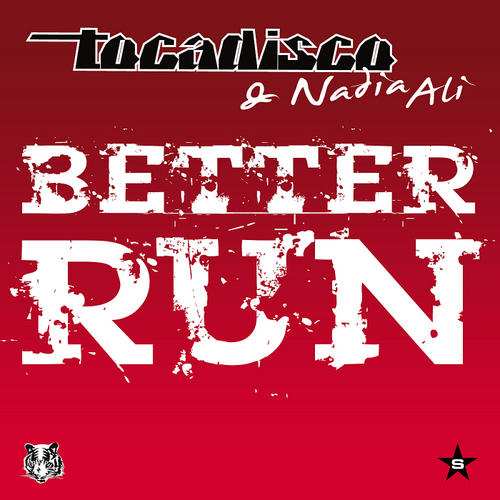 Album Art - Better Run