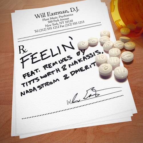 Album Art - Feelin'