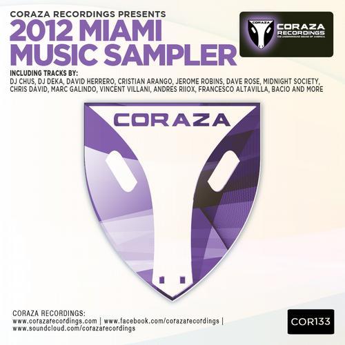 Album Art - 2012 Miami Music Sampler