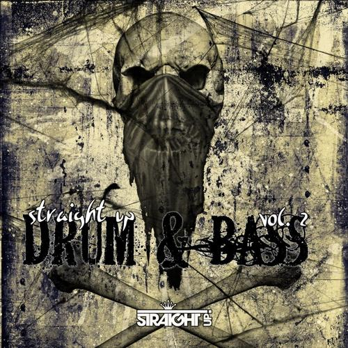 Album Art - Straight Up Drum & Bass! Vol. 2