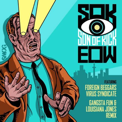 Album Art - EOW (Gangsta Fun & Louisana Jones Remix)