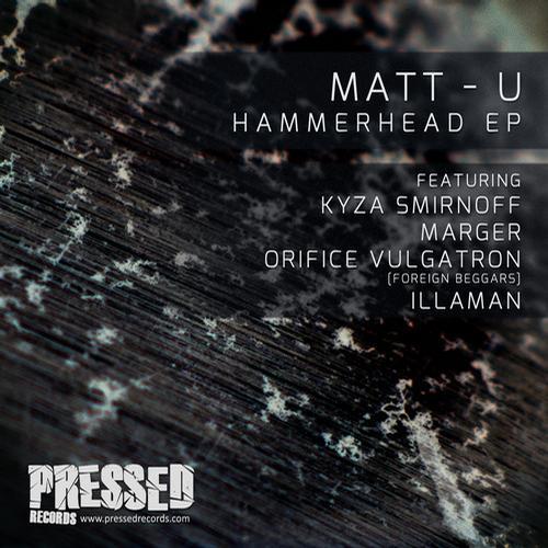 Album Art - HammerHead EP