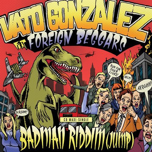 Badman Riddim (Jump) - EP Album Art