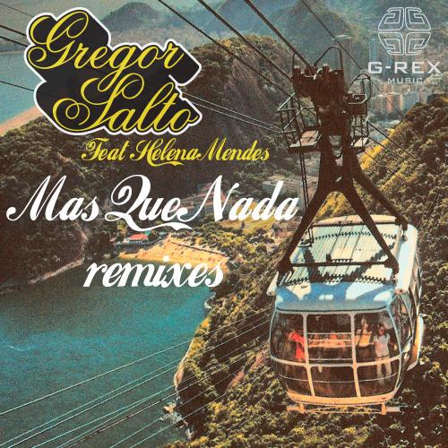 Album Art - Mas Que Nada Remixes