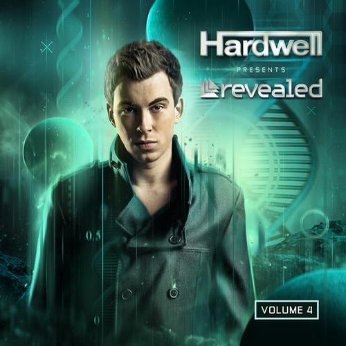 Album Art - Hardwell Presents Revealed, Vol. 4