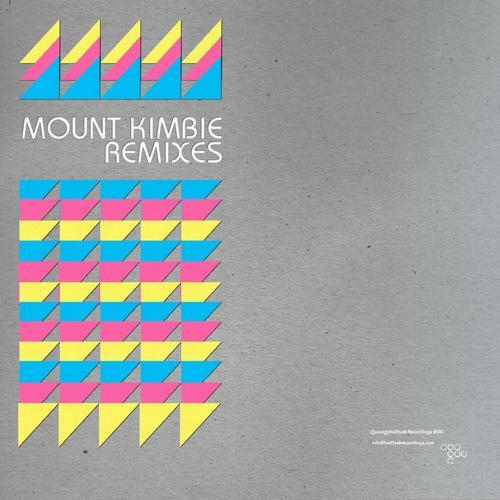 Album Art - Mount Kimbie Remixes, Pt.1