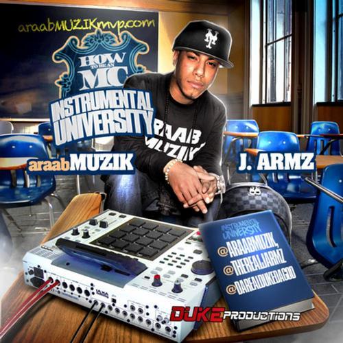 Album Art - Instrumental University