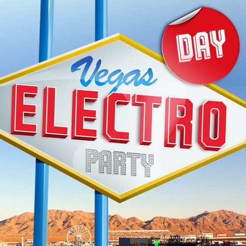 Album Art - Vegas Electro Party Day