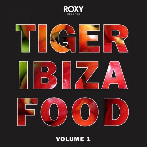 Tiger Ibiza Food (Volume 1) Album Art