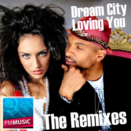 Album Art - Loving You - The Remixes