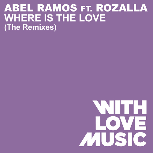 Album Art - Where Is The Love (The Remixes)