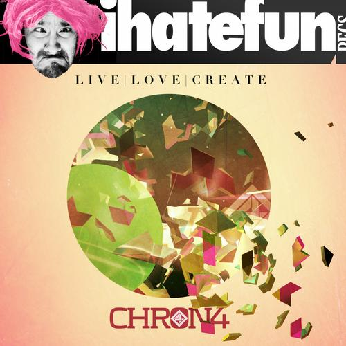 Album Art - Live Love Create