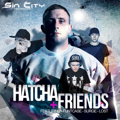 Album Art - Hatcha & Friends EP