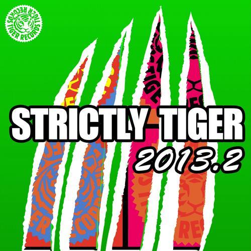Strictly Tiger 2013.2 Album Art