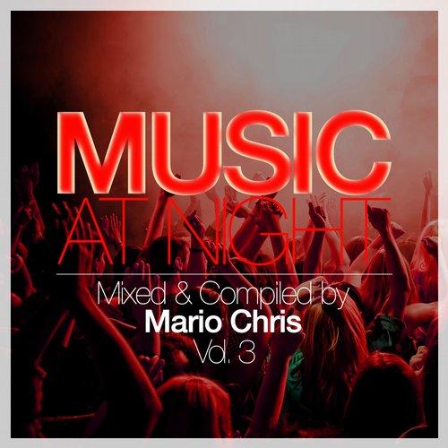 Album Art - Music At Night, Vol. 3 (By Mario Chris)