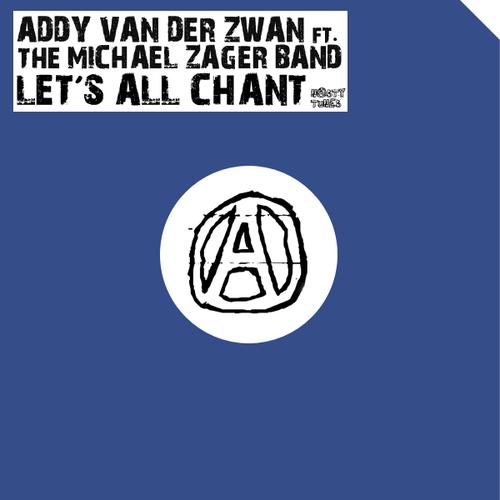 Album Art - Let's All Chant
