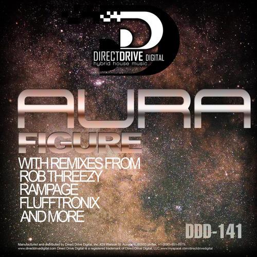 Album Art - Aura Remixes
