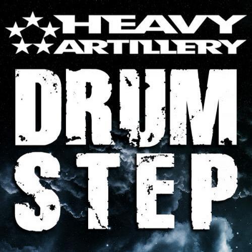 Heavy Artillery Drumstep Album Art