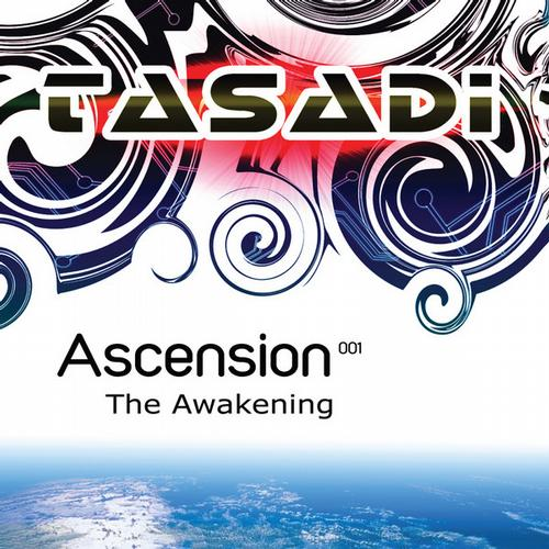 Album Art - Ascension 001 :The Awakening : Mixed by Tasadi