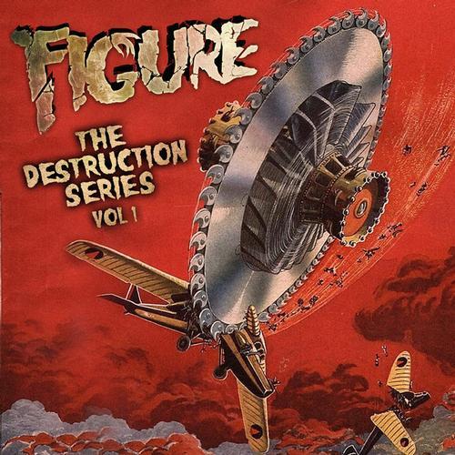 Album Art - The Destruction Series Vol 1