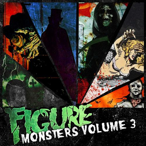 Album Art - Monsters Vol. 3